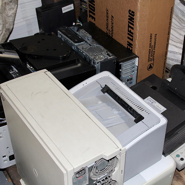 ELECTRONIC DATA DESTRUCTION